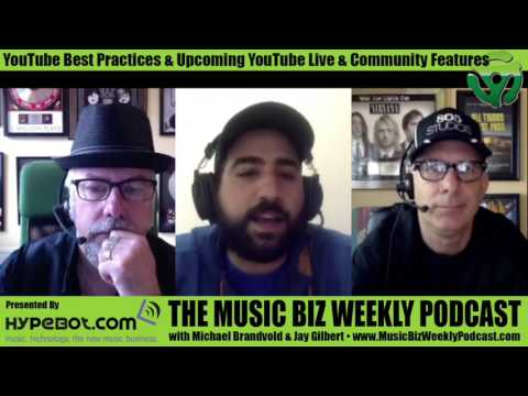 Ep. 274 Best Practices for Musicians on How to Use YouTube