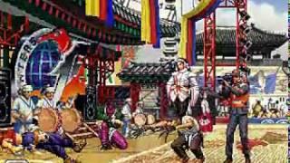 8 - 8/8 - 【太阳之歌-KOF97比赛-永远的无敌套路】正阳洪斌1P (8/8)