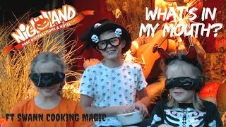 WHAT'S IN MY MOUTH à NIGLOLAND Ft SWANN COOKING MAGIC