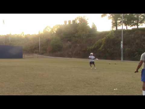 Max Garcia Workout, So./A RMA Lacrosse