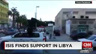 ISLAMIC STATE (Of Iraq And Syria) Comes To Libya!