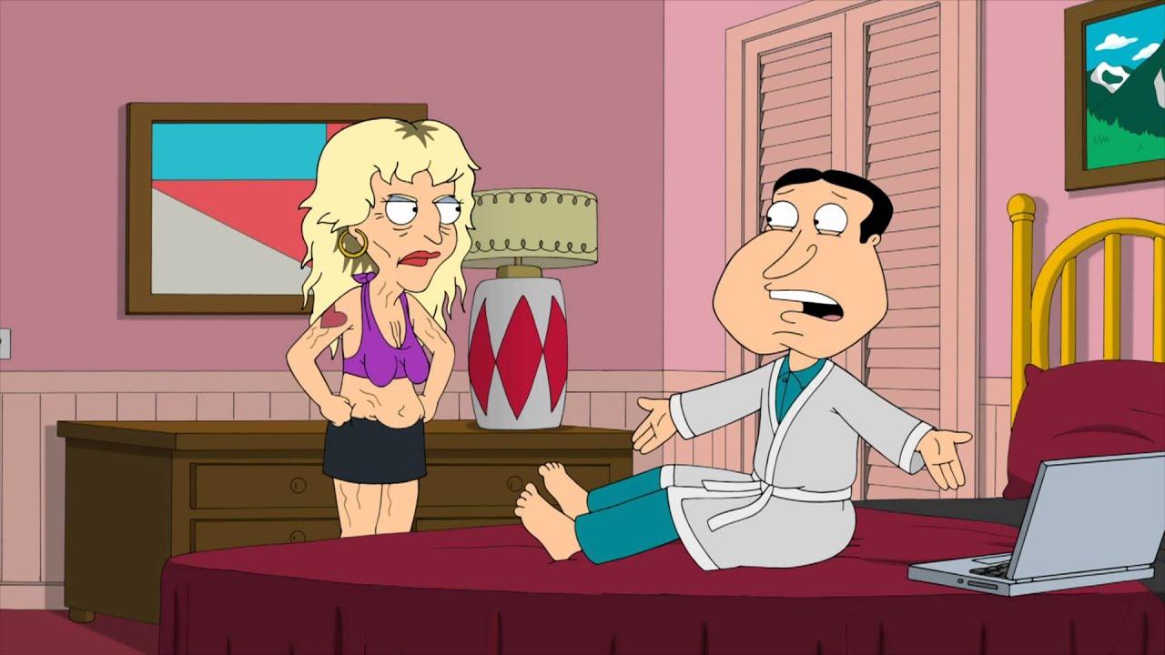 Family Guy Quagmire Giggity