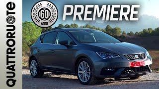 Nuova Seat Leon: il test drive di Quattroruote - Exclusive Premiere