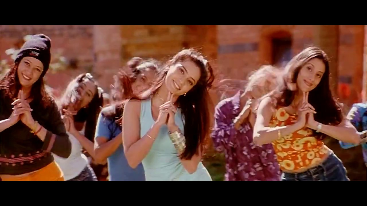 College Ki Ladkiyan 720p Full Video Song Yeh Dil Aashiqanaa 2002