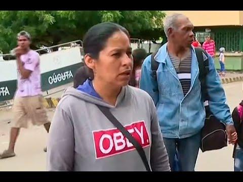 Venezolanos que regresan a su país hablan de explotación laboral   Noticias Caracol