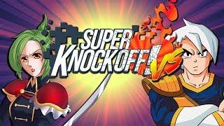 Super Knockoff! VS: Driver & Saito   Character Reveal
