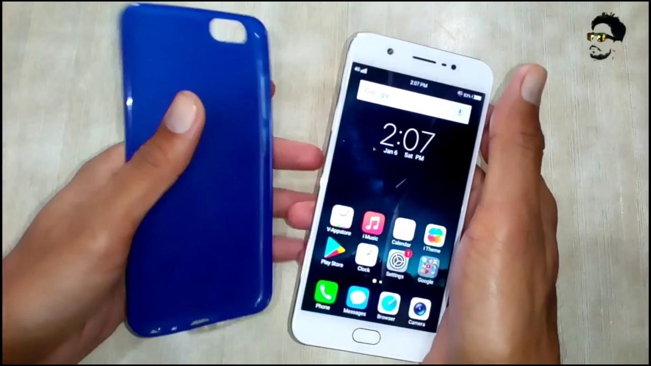 detailed look b0011 b8541 Vivo y69 best selfie camera phone & case cover
