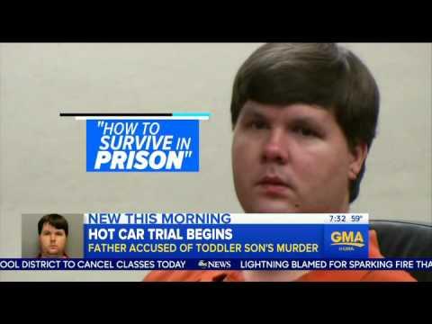 Good Morning America: Jury Selection Begins in Harris Trial
