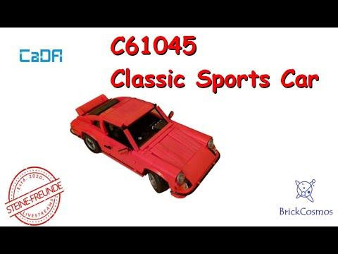 CaDA Classic Sports Car C61045