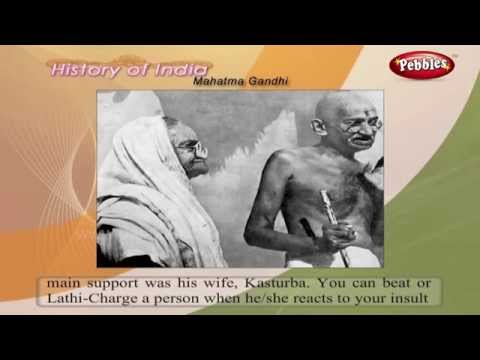 Mahatma Gandhi | Father of the Nation | History of India in English | Indian History | Documentary