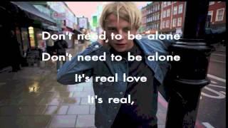 Tom Odell Real Love Lyrics Video