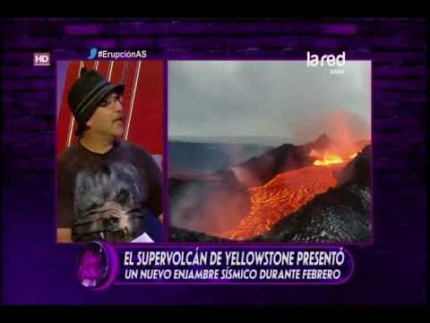 Supervolcán de Yellowstone: Un coloso que amenaza a la Tierra