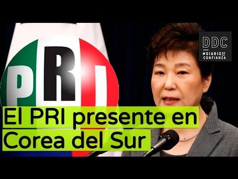 El PRI presente en Corea del Sur