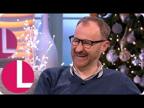 Mark Gatiss Had No Trouble Slipping Back Into His League of Gentlemen Characters | Lorraine