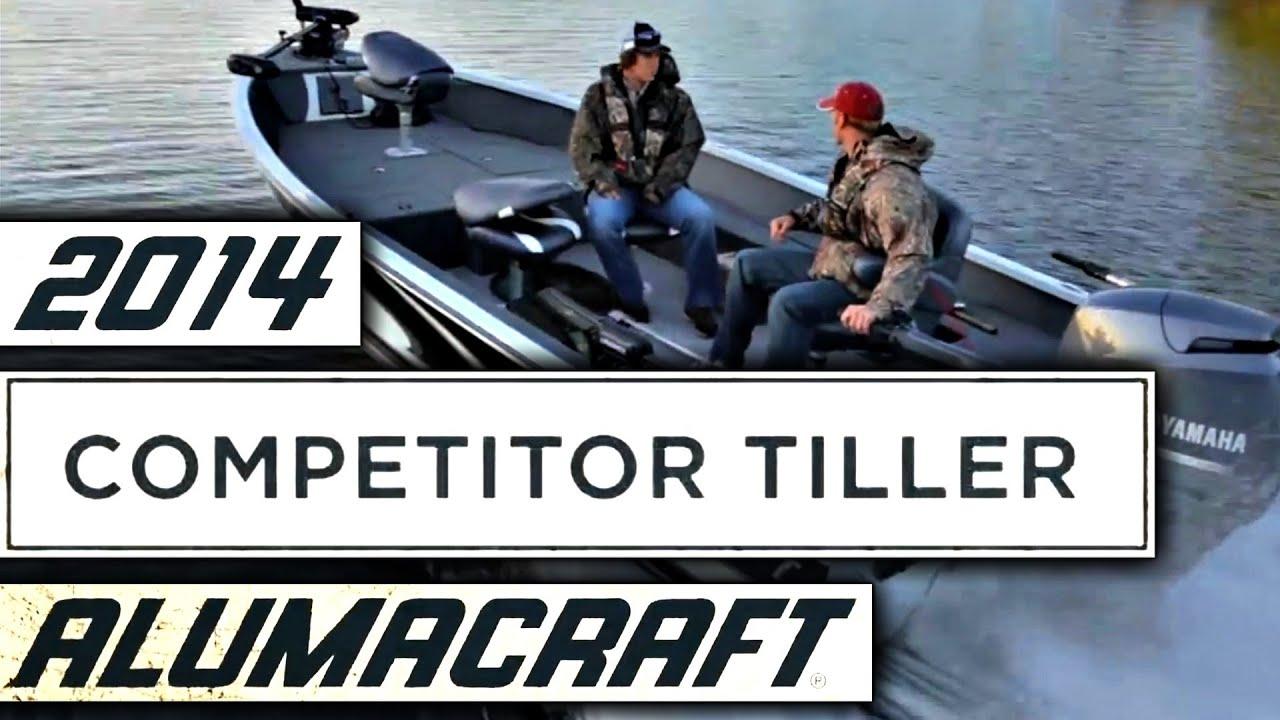 2014 Competitor Tiller - Alumacraft Boats