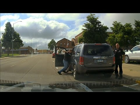 Worthington Police dash cam video of Anthony Promvongsa beating and arrest
