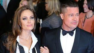 Брэд Питт подал в суд на Анджелину Джоли