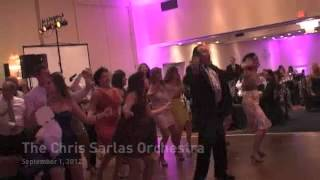 Flash Mob - Love Shack: The Chris Sarlas Orchestra: Chicago Wedding Band