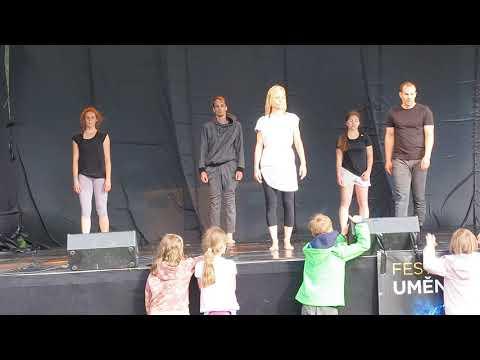 Heroes - tančí The Direction Project, festival Umění pohybu, 23. 6. 2018