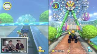 BARDO HEEFT KART SKILLZ (Mario Kart 8 - #2)