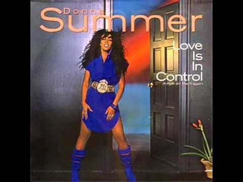 Donna Summer  Love Is In Control Original Disco Single
