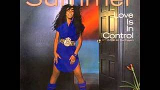 Watch Donna Summer Love Is In Control video
