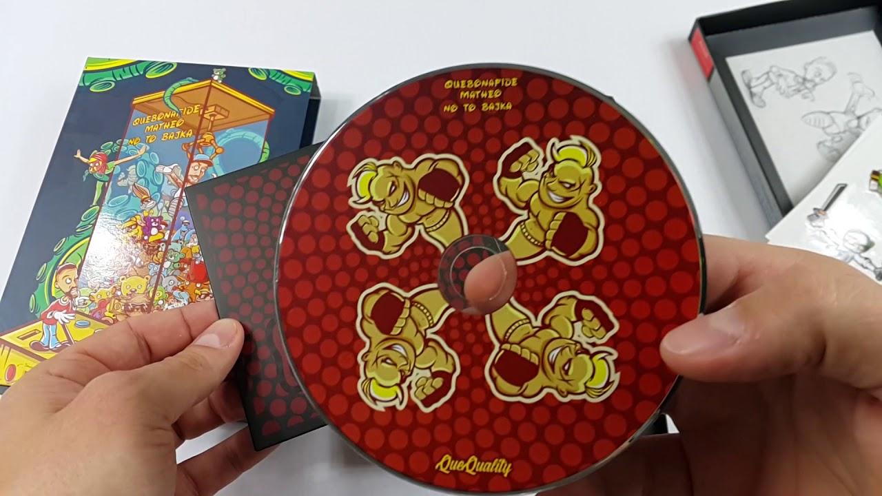 """Prezentacja płyty: QUEBONAFIDE & MATHEO """"NO TO BAJKA EP"""""""