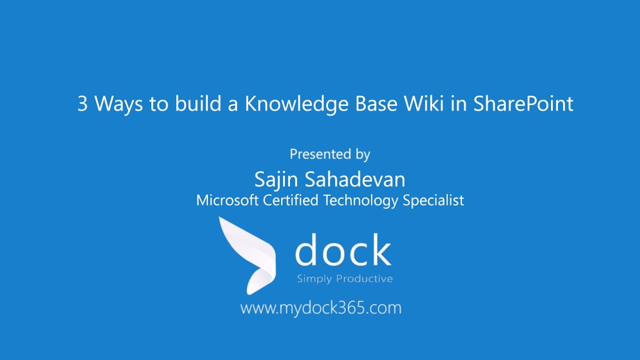 how to create a wiki in sharepoint