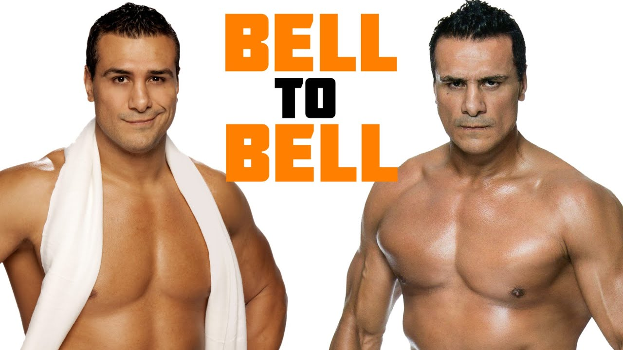 Alberto Del Rio's First and Last Matches in WWE - Bell to Bell