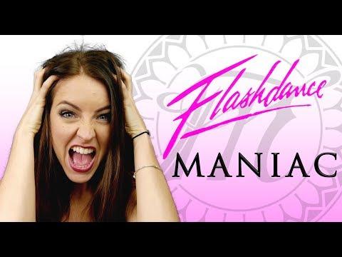 Maniac  Flashdance Metal   Minniva featuring Quentin Cornet