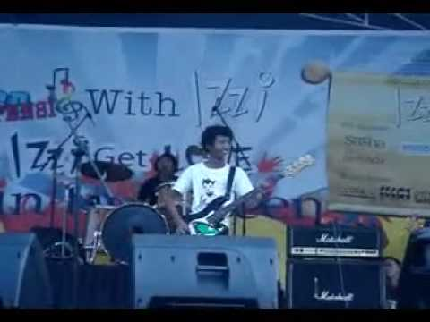 hyper hero - my empty heart cover, live at 107 jhs, 21-07-08