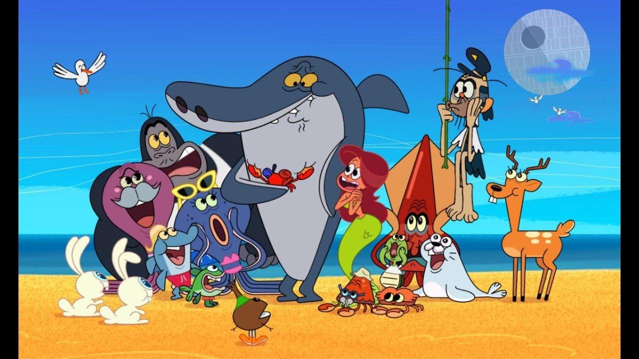 ᴴᴰ Zig And Sharko New Season 2 Best Compilation