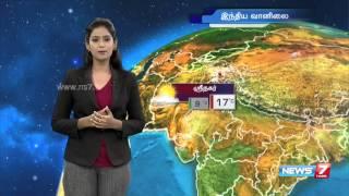 Weather Forecast | 19.04.2016 | News7 Tamil