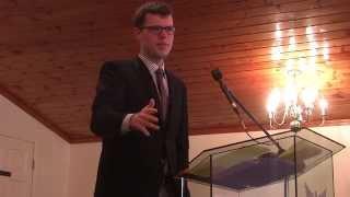 Sunday School Lesson - Resurrection Guaranteed (RCBC 4-5-15)