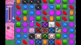 Candy Crush Level 402 Video 1 No Boosters 1 Stars