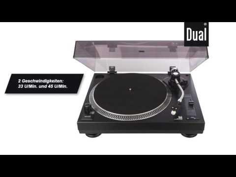 dual dt 250 usb ortofon om 5e noir
