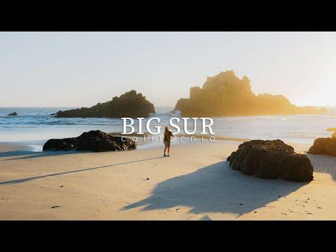 Big Sur California | Sony a7iii Cine4