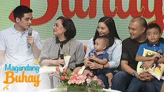 Magandang Buhay: Vico and L.A.'s message for their mother