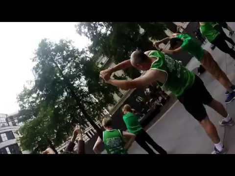NSPCC Gherkin Challenge 2014 - Team Rightster
