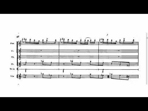 Скорик - Карпатський концерт - ноти