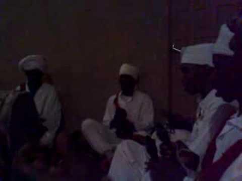 Gnawa Music in Sahara Desert Morocco