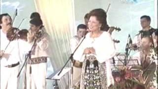 MARIA CIOBANU (pe viu) - Lume, lume, bun găsit! (14aug04, TvR); MARIACIOBANU.org