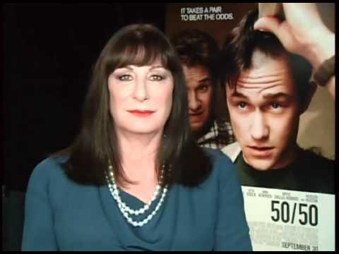 50/50 Exclusive: Anjelica Huston Interview