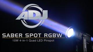 ADJ Saber Spot RGBW