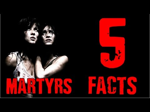 Martyrs (2008) Five Facts