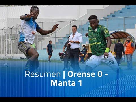 Orense Manta FC Goals And Highlights