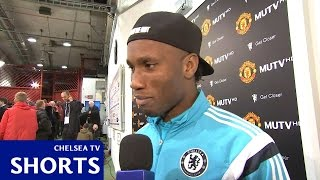 Drogba: We came here to win