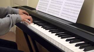 庾澄慶【缺口 (電影《等一個人咖啡》主題曲)】鋼琴版  piano by CHM