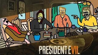 видео: Сюжет игры Resident Evil 7