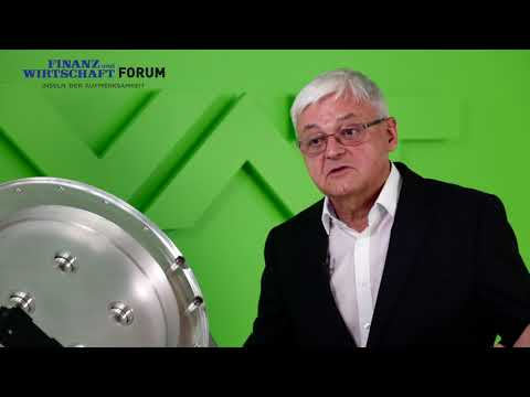 "FuW Forum ""M&A 2017"" - Interview Heinz Kundert, VAT Group"